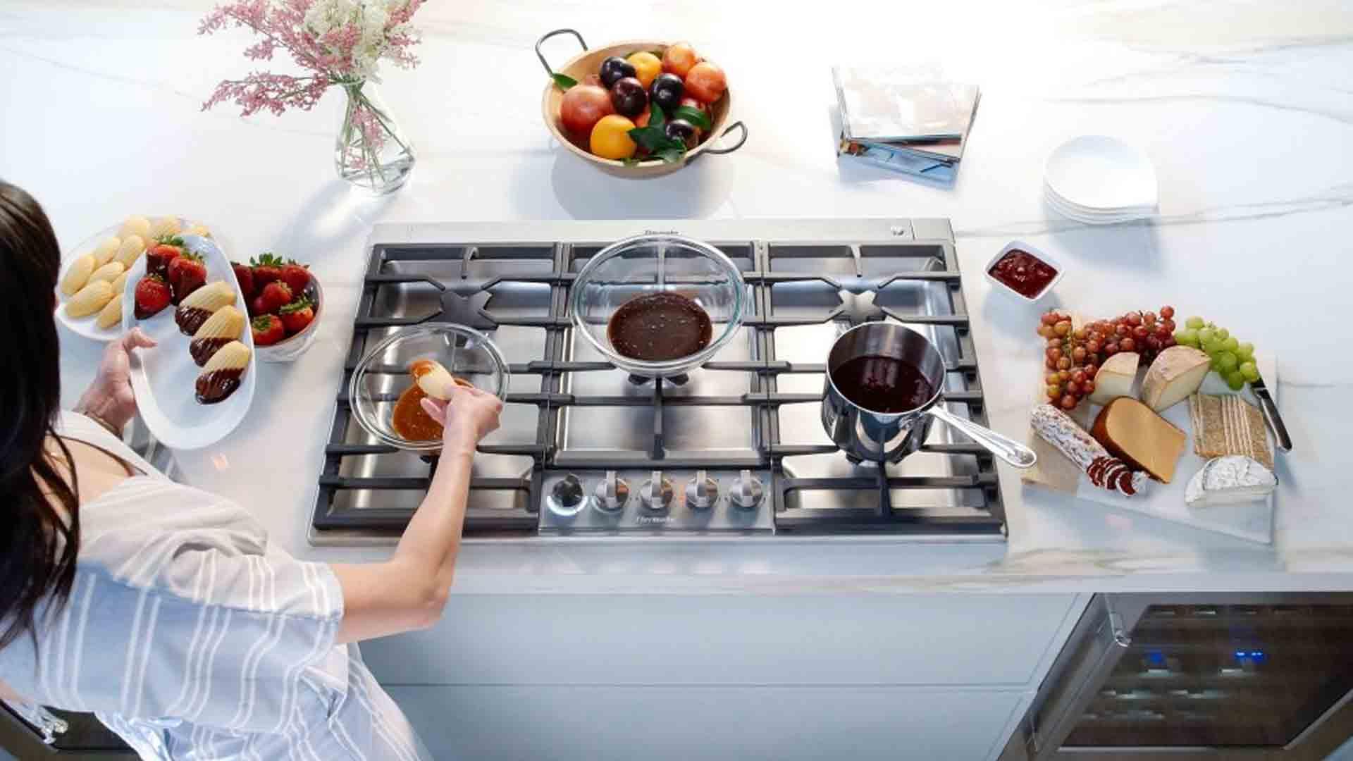 Thermador Gas Cooktop Repair Near Me | Thermador Appliance Repair Pros