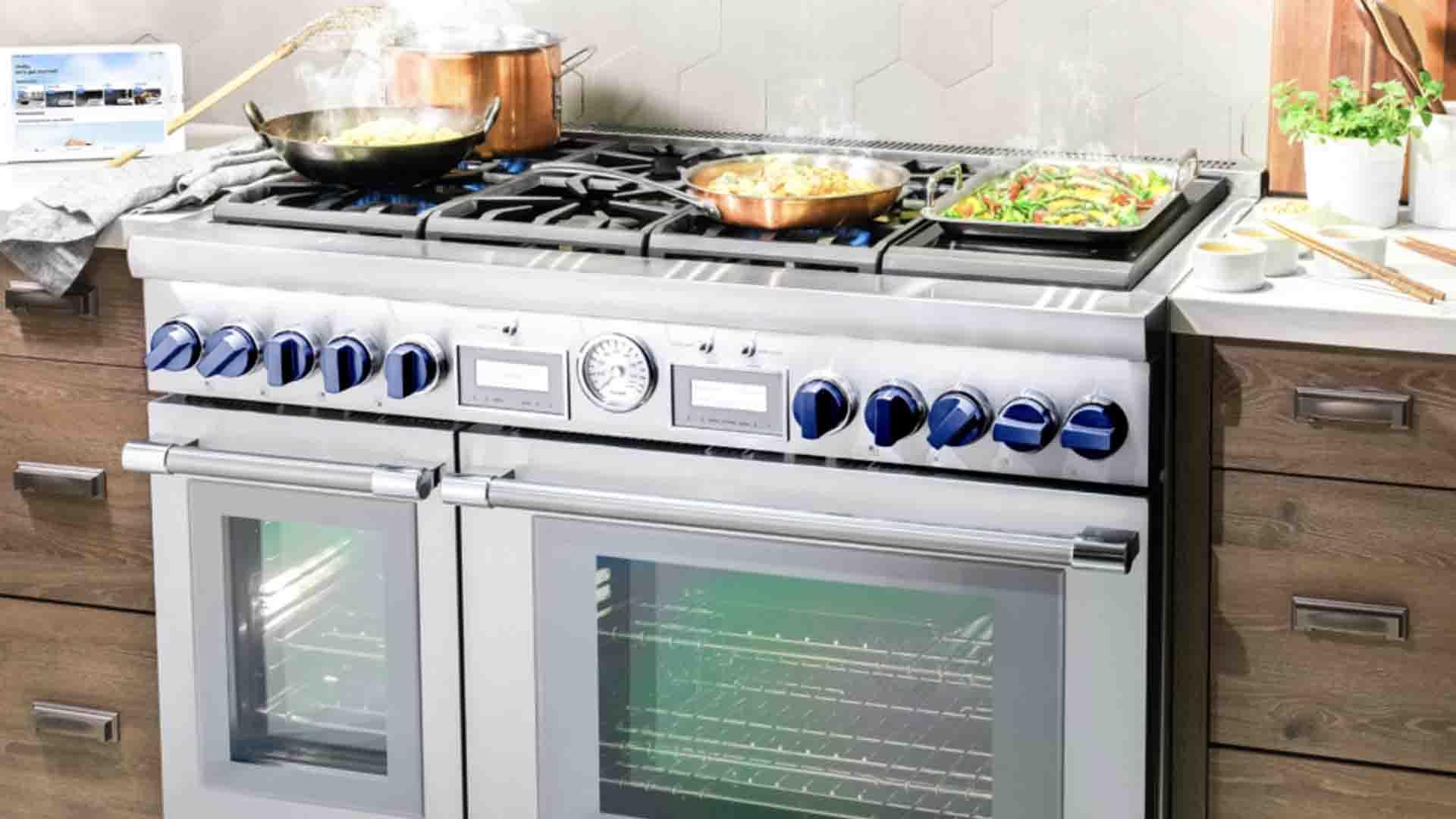 Thermador Range Repair Service   Thermador Appliance Repair Pros