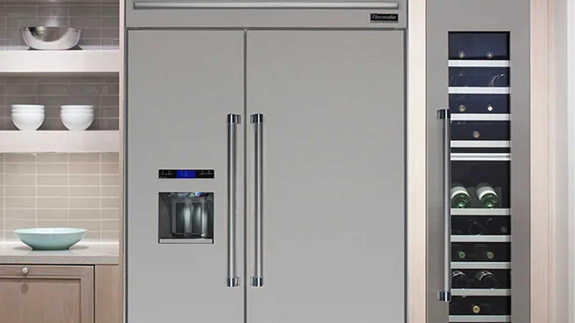 Thermador Refrigerator Repair Service   Thermador Appliance Repair Pros
