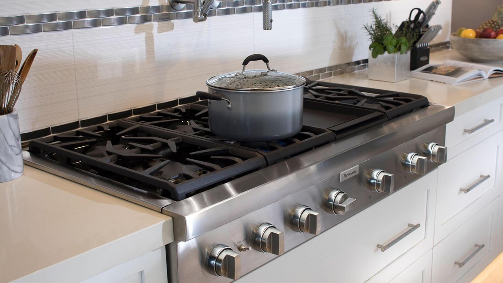Thermador Cooktops & Rangetops Repair | Thermador Appliance Repair Pros
