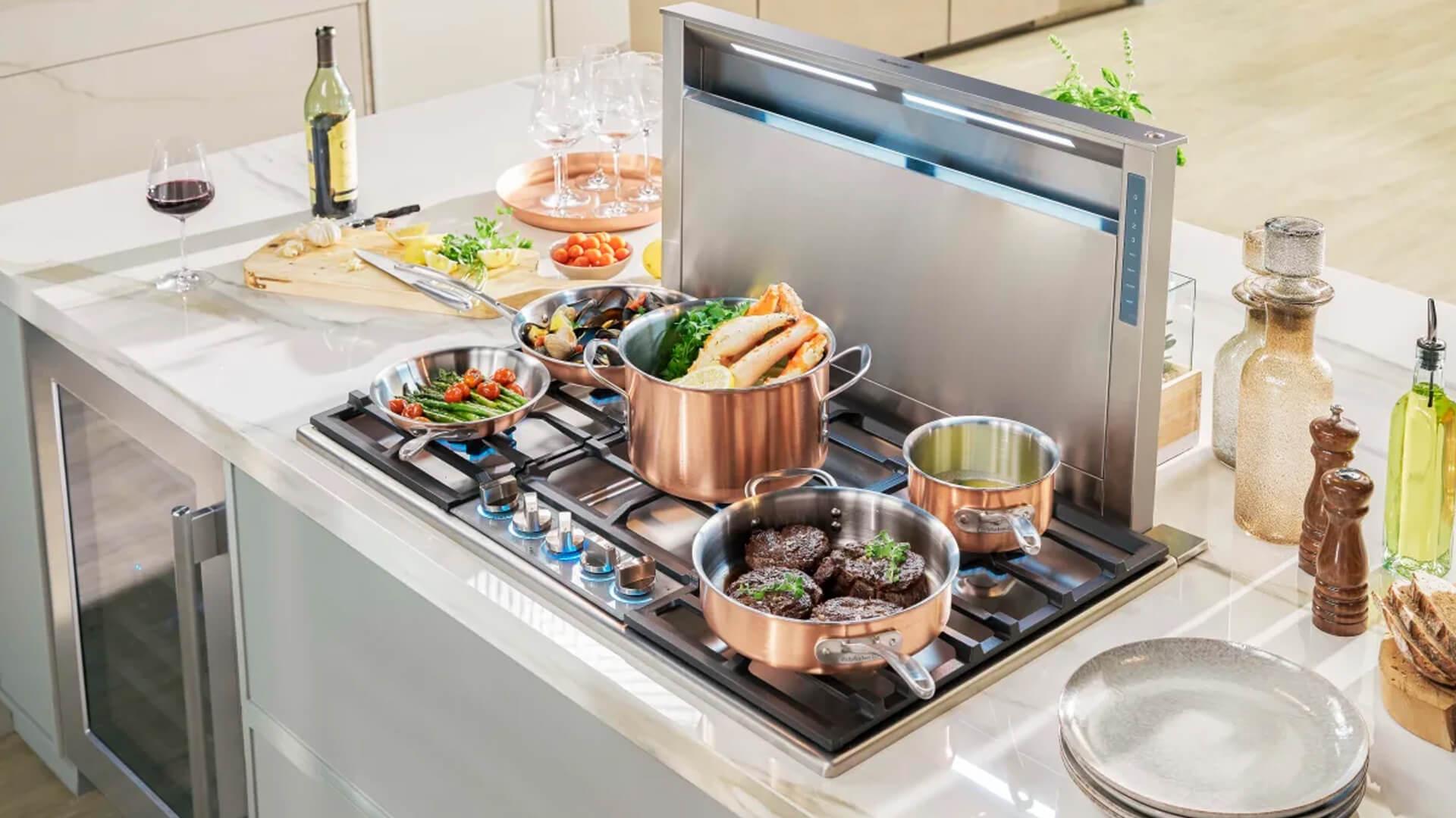 Thermador Gas Cooktop Repair Service | Thermador Appliance Repair Pros