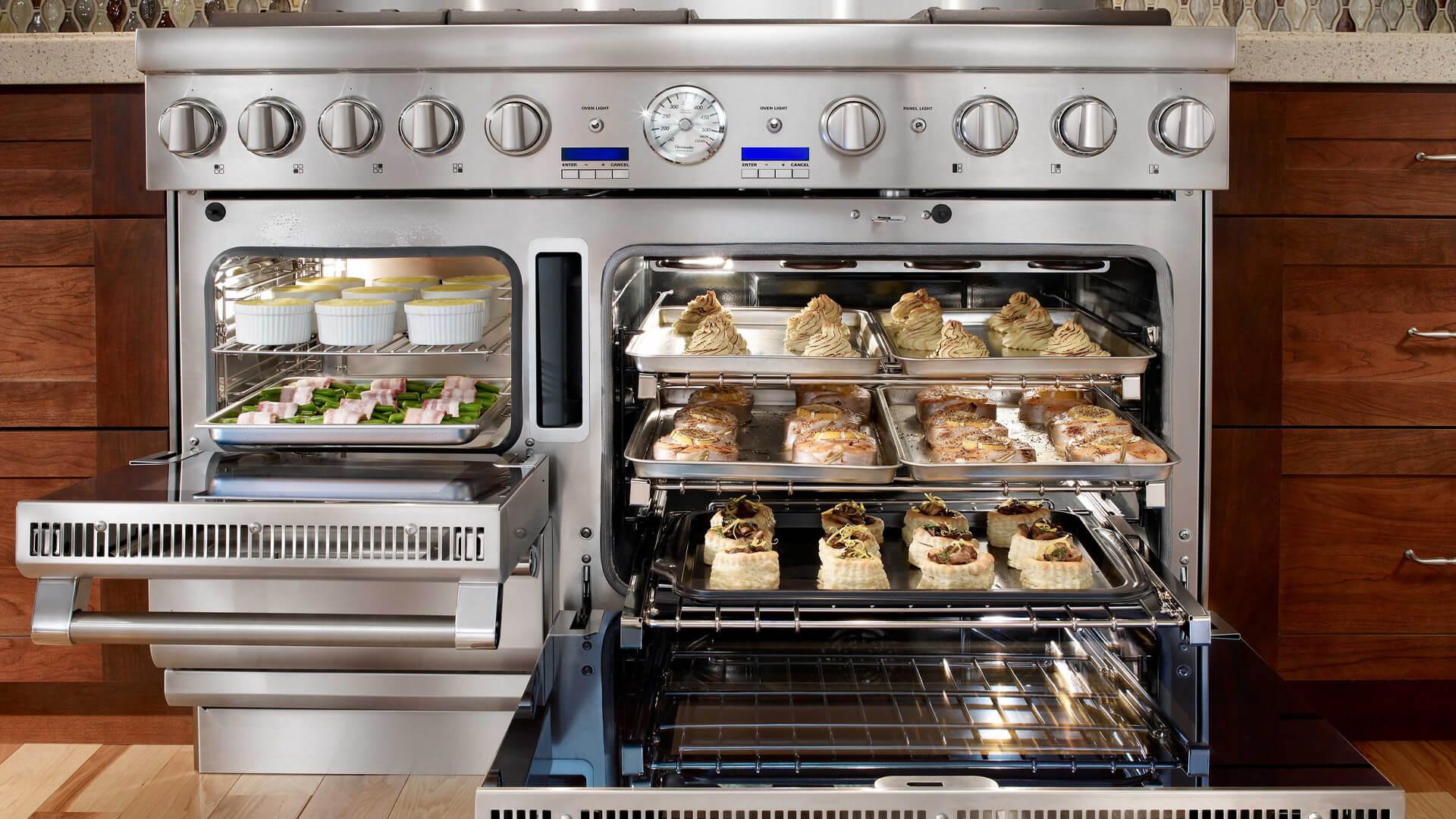 Thermador Steam Oven Repair |  Thermador Appliance Repair Pros
